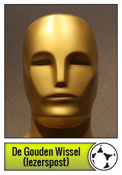 De Gouden Wissel (lezerspost)